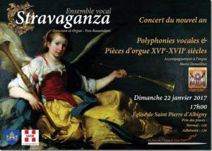 Concert du Nouvel An 22 Janvier 2017